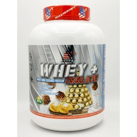 WHEY+ isolate 2 kg -...