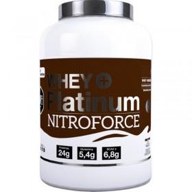 WHEY PLATINUM NITROFORCE 2 KG