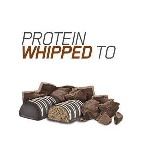 Protein whipped bites...
