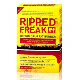 RIPPED FREAK ( FAT BURNER)...