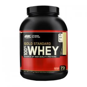 100% Whey gold standart 5lb...