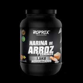 Harina de Arroz hidrolizado...