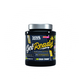 GET READY PRE WORKOUT 500 gr