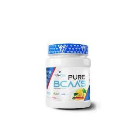 BCAA 500gr Pure (limon) -...