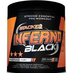 INFERNO BLACK  300g - Stacker