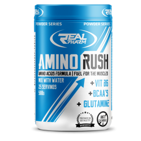 AMINO RUSH  500 gr realpharm