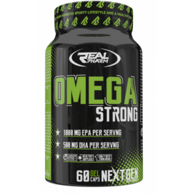 OMEGA 3 STRONG 60 geles