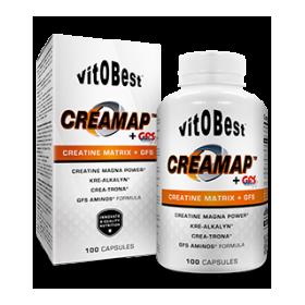 Creamap 100 caps vitobest