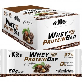 Whey Protein BAR By...