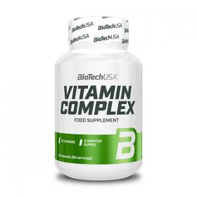 Vitamin complex 60 caps....