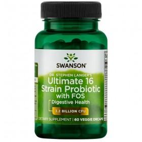 Probiótico Ultimate 16...