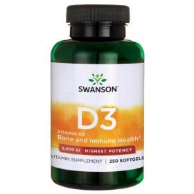 Vitamina D-3 2000UI   250...