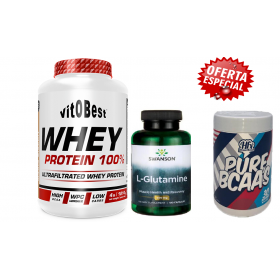 Whey protein 1,8kg +bcaa...