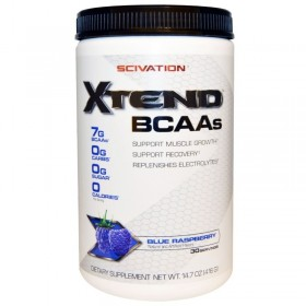 XTEND BCAA 398 gr-scivation
