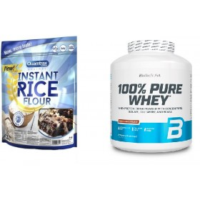 100% Pure Whey 2,3kg +...