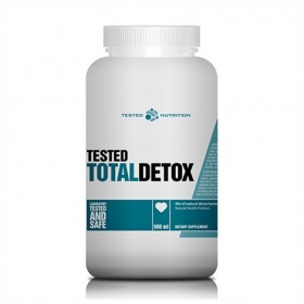 Total detox 500 ml - tested...