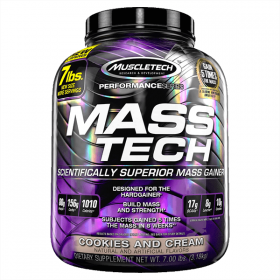 Mass Tech 3,2 kg - Muscletech