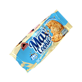 MAX Cookies White Choc (4...
