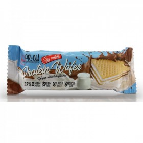 Protein Wafer 35 gr yogurt-...