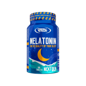 REAL PHARM MELATONINA 180...