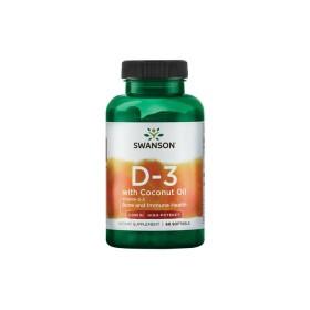 Vitamina D3 con aceite de...