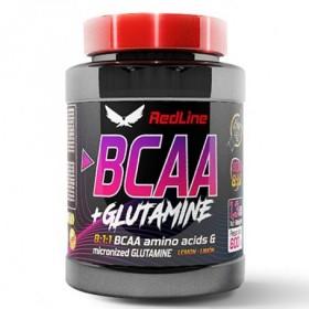 Bcaa+L-Glutamina 600 gr-...