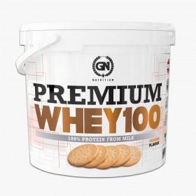 WHEY 100 Premiun  4,5kg- GN...